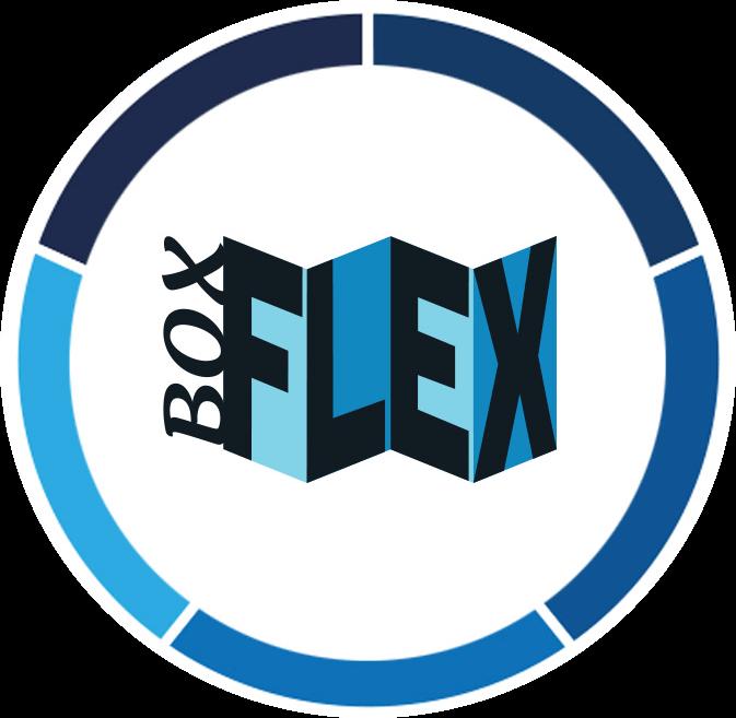 Logo box flex
